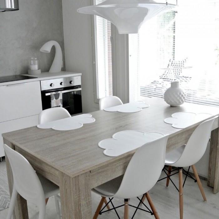set nuages 2 pi ces everydaydesign. Black Bedroom Furniture Sets. Home Design Ideas