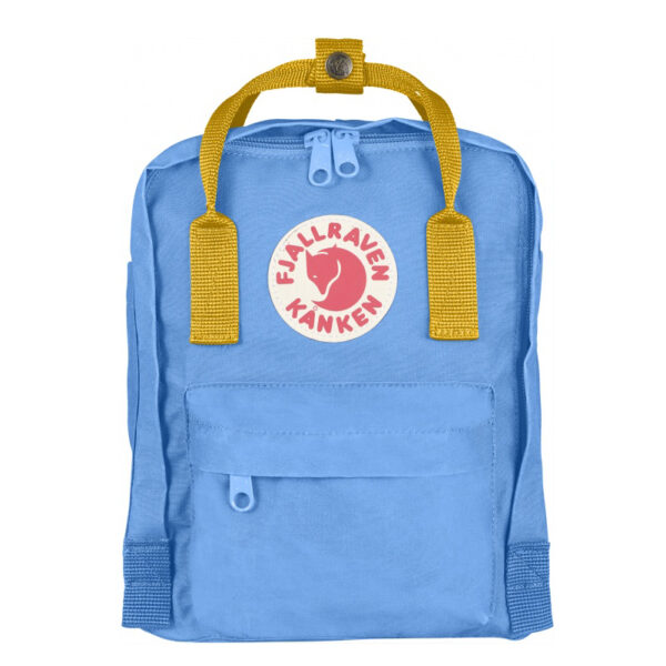Sac Kanken mini – Unblue/warm yellow